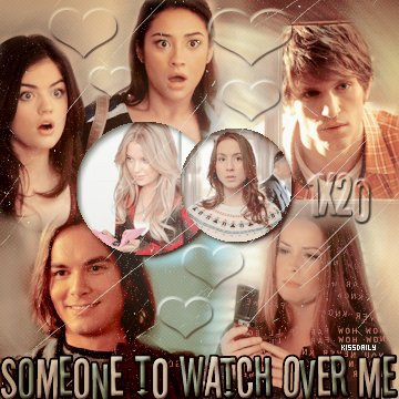 >KissDaily { Episode : 1x20 - Someone to Watch Over Me : Création : Décoration }