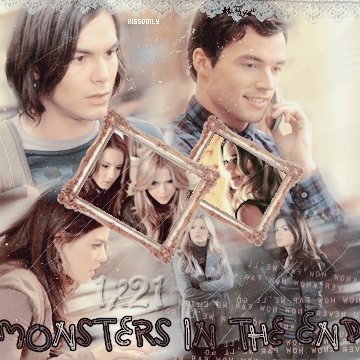 >KissDaily { Episode : 1x21 - Monsters In The End : Création : Décoration }