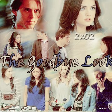 >KissDaily { Episode : 2x02 - The Goodbye Look : Création : Décoration }