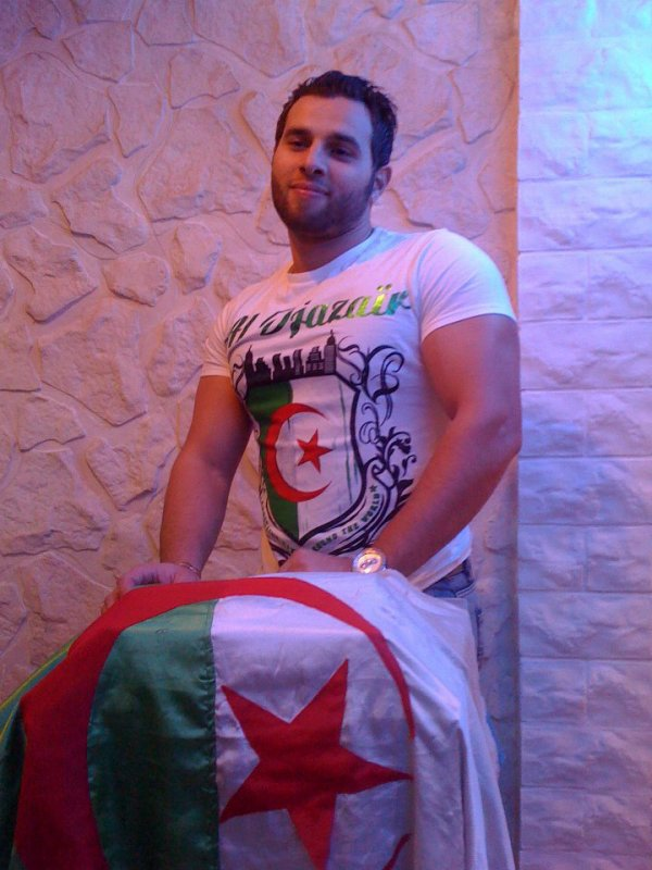 one.two.three vive l'algerie