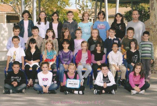 MA PHOTO DE CLASSE 2010/2011