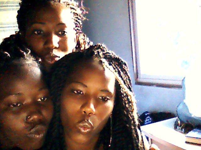 Sissy, Zaïra & Mia