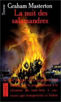 La nuit des salamandres de Graham Masterton