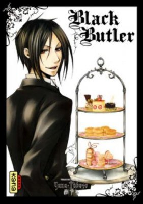 Black Butler, tome 02 Yana Toboso