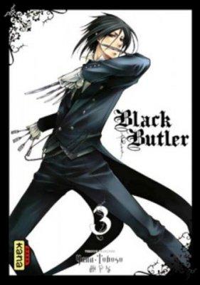 Black Butler, tome 03 Yana Toboso