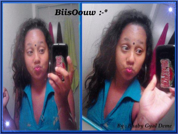 BiisOouw ! :-*