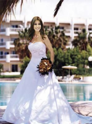 Nancy En Robe De Mariage Bienvenue Sur Mon Blog Bonne