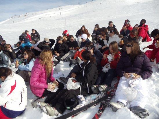 La 4°2 & le Stage De Ski <3