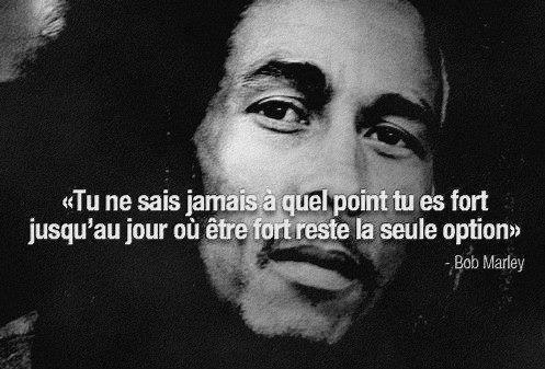 Bevorzugt Citation de Bob Marley-- - Blog de lili8711 WX62