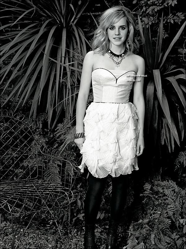 . Une photo inédite du shooting réalisé par Lorenzo Agius en 2008 pour le magazine Flare a été dévoilée ! .