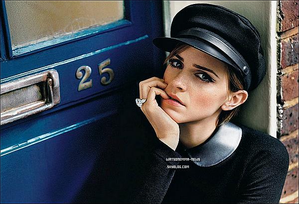 . Voici une nouvelle photo du nouveau photoshoot d'Emma pour le T-Magazine! Article associé. Hors sujet : POBAW sort dans exactement un mois dans les salles américaines! Toujours pas de date pour la France... .