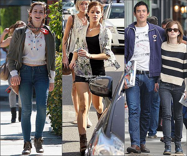 .  • L'année 2012 d'Emma Watson •...........ARTICLE COMPLÉMENTAIRE ! .  La magnifique Emma Watson en a fait des choses en une année ! Nous voici déjà en 2013. Je vais vous présentez ce qu'Emma a pu faire durant l'année 2012. Photoshoots, évents, films, son histoire amoureuse... A l'année prochaine. .