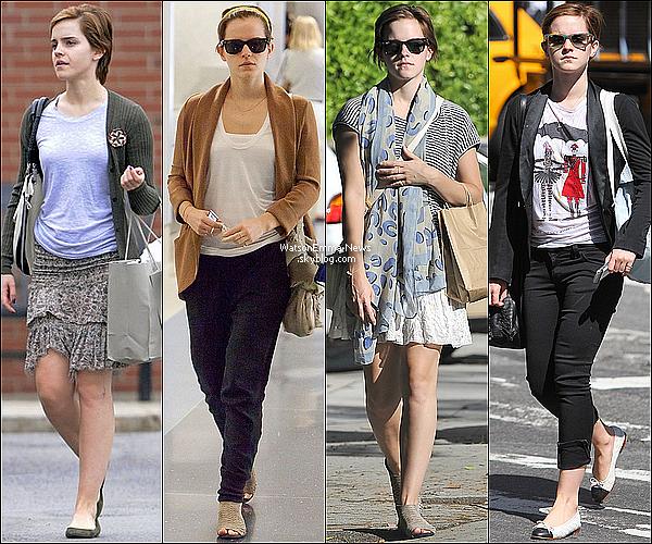 .  • L'année 2011 d'Emma Watson •...........ARTICLE COMPLÉMENTAIRE ! .  La magnifique Emma Watson en a fait des choses en une année ! Effectivement, nous voici déjà en 2011. Je vais vous présentez ce qu'Emma a pu faire durant l'année 2013. Photoshoots, évents, films, son histoire amoureuse... A l'année prochaine. .