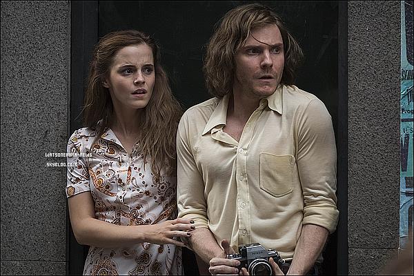 . Voici les nouveaux stills de Colonia, dans lequel Emma joue le personnage principal ! .