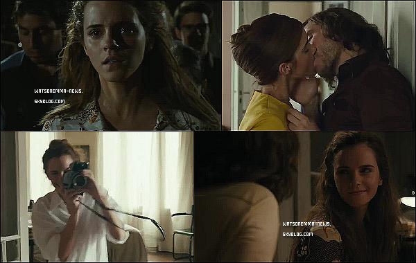 . Voici la toute première bande-annonce (en VOSTFR) du prochain film d'Emma Watson, Colonia ! Le film a été présenté au festival de Toronto hier soir et il a plu à beaucoup de personnes ! Emma est incroyable dedans apparement !  .