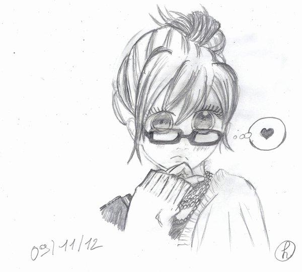 Mon dessin !!