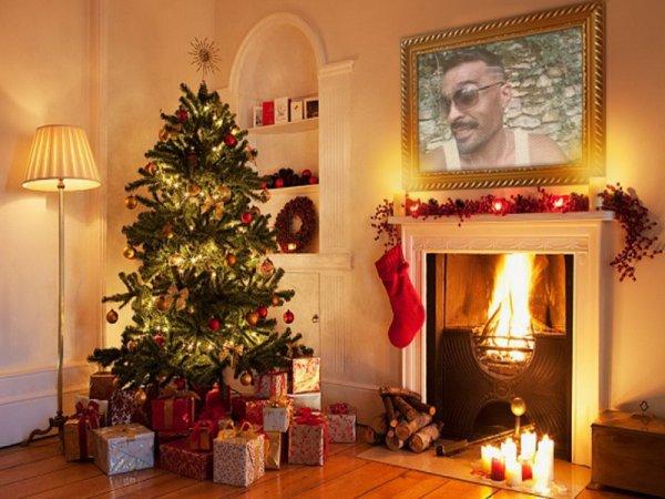 Je suis en preparation pour les cadeaux de Noel