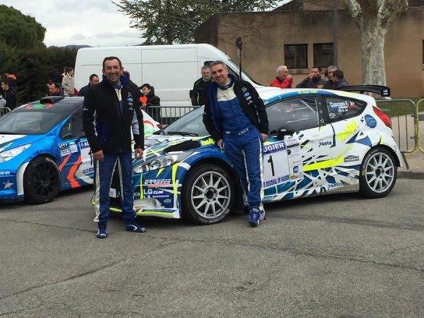 Rallye Vaison 2 eme