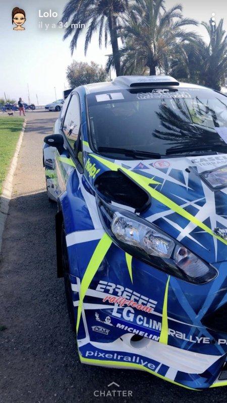 Rallye de la Croisette ce week end