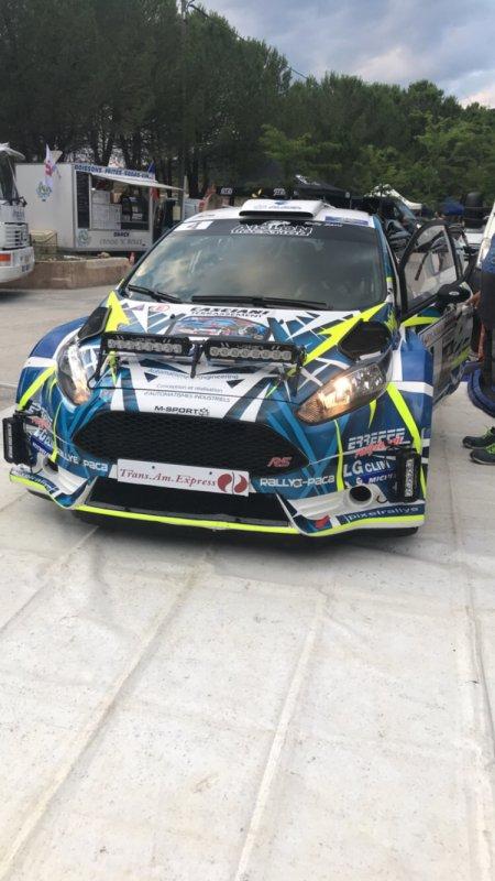 Rallye jean Berha 2018