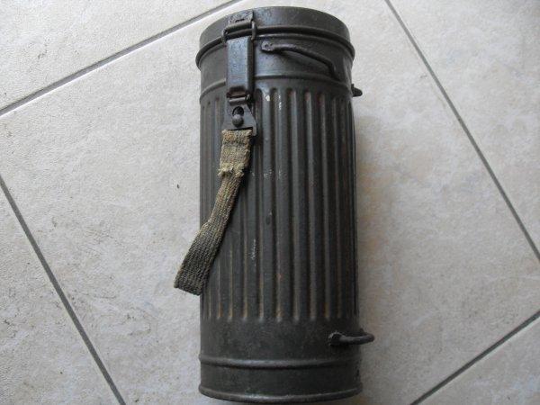 Boitier gasmaske38