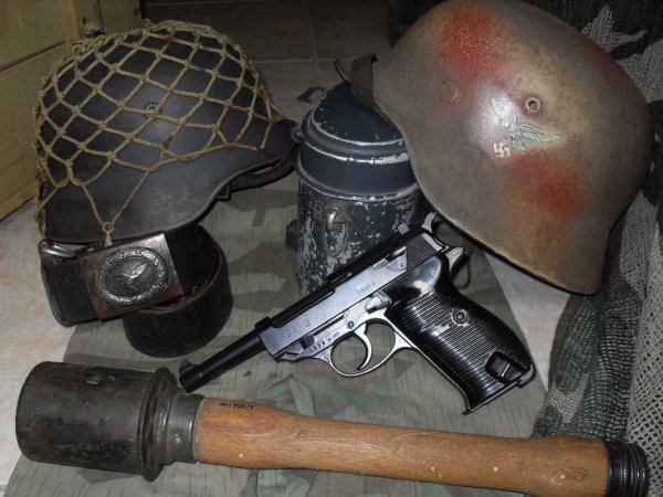 Gamelle luftwaffe