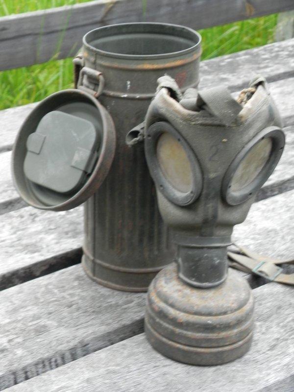 Gasmaske 30