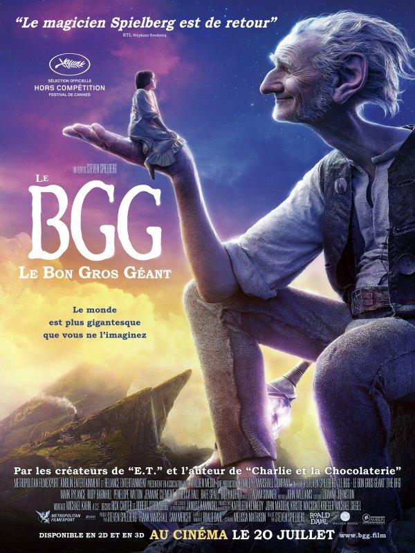 LE BGG - LE BON GROS GÉANT (THE BFG)