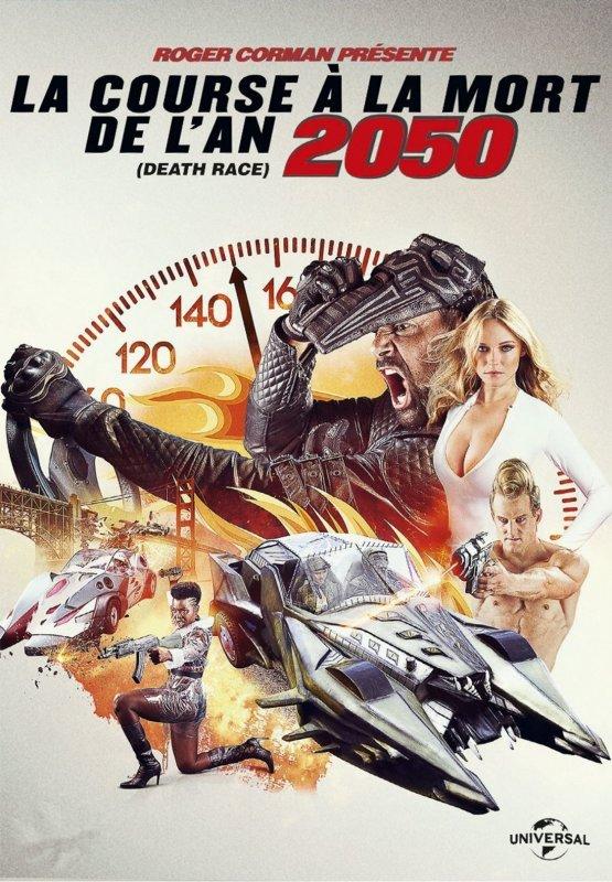 LA COURSE À LA MORT EN L'AN 2050 (DEATH RACE 2050)