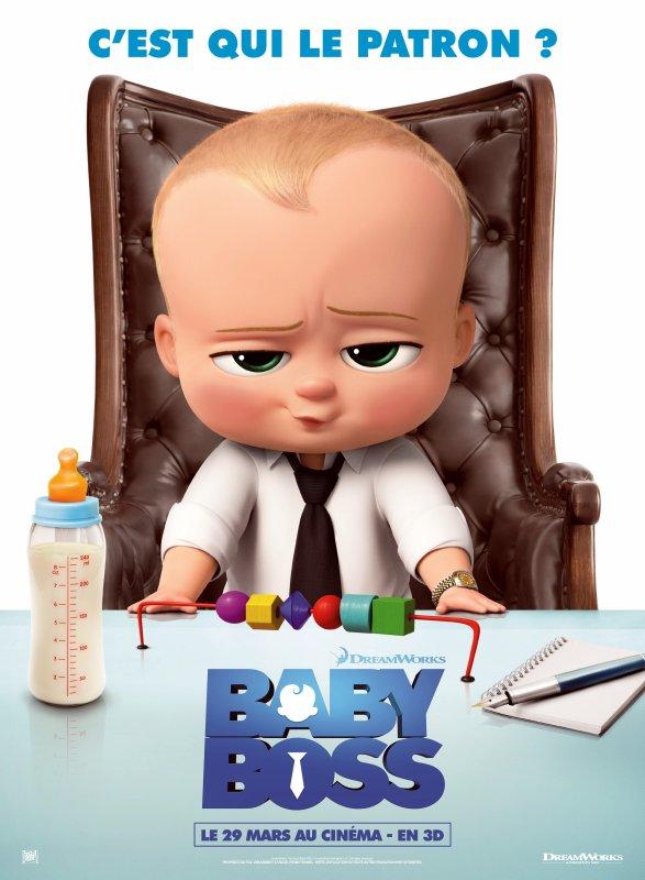 BABY BOSS (THE BOSS BABY)