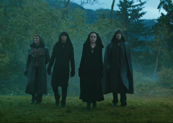 ou sont le clan des Volturi a ce moment?