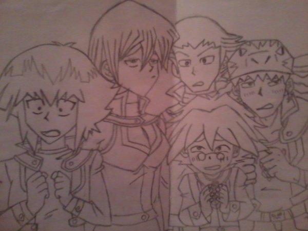 Quelques dessins !