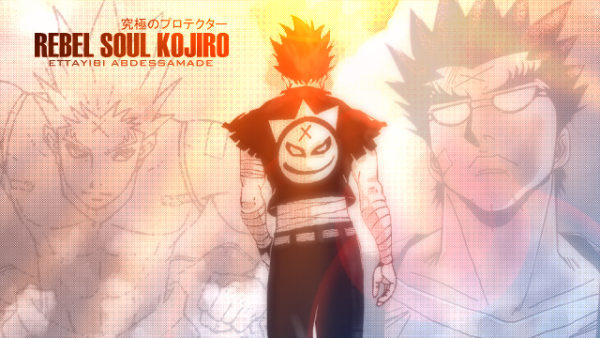 Rebel Soul Kojiro