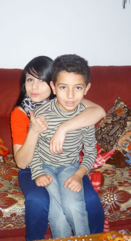 Isaac, Mon amour de cousin <3