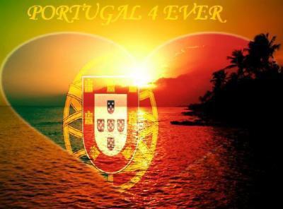 Algérie, Maroc et Portugal ♥