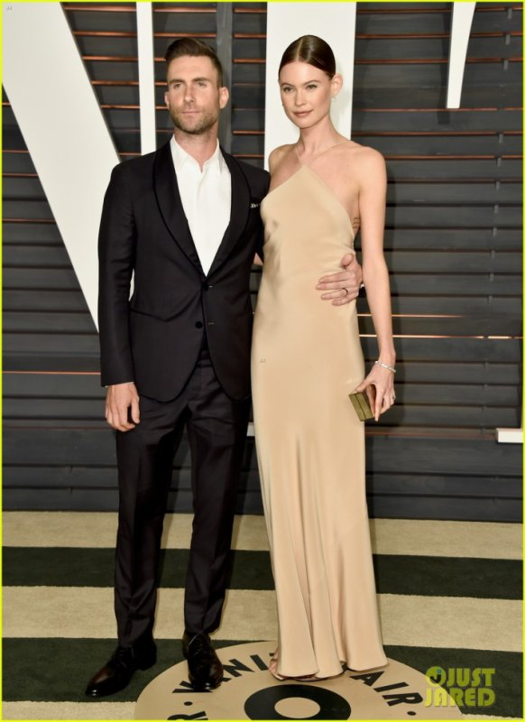 adam levine and behati