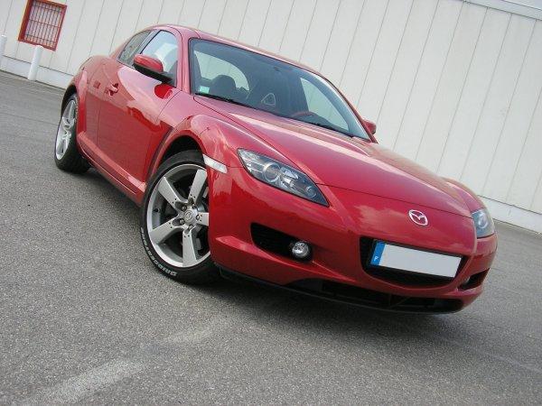 2005 // Pr.01 // Mazda Rx-8 (2004)