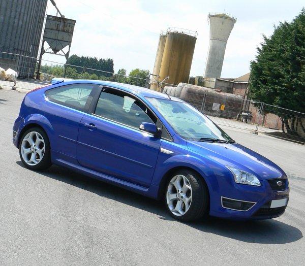 2009 // Pr.03 // Ford Focus ST (2006)