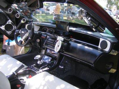 Honda Prélude scorpion
