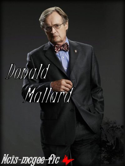 Donald Mallard alias David McCallum
