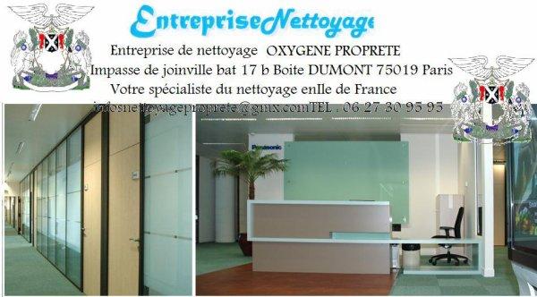 Société De Nettoyage Nettoyage Tous