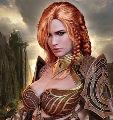Freyja première déesse