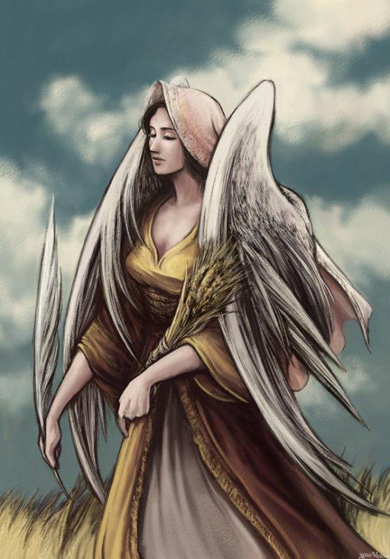 Gefjon déesse des dons
