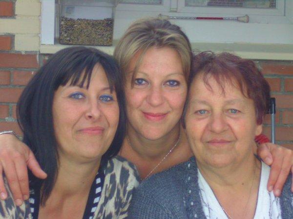 moi ma maman et ma soeur