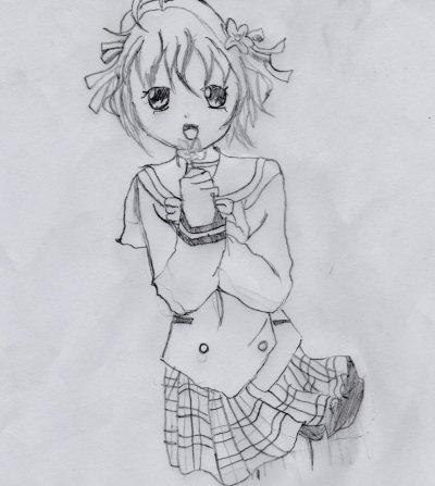 Mon premier dessin !