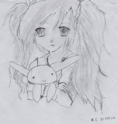 Un autre de mes dessins !!