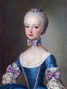 Arciduchesse Maria Antonia Josepha Johanna de Hasbourg