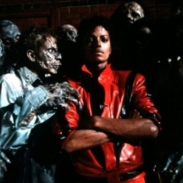 Happy birthday thriller album 30 years .