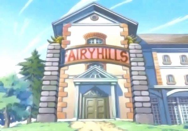 Fairy tail HS et Schoolfic chapitre 2