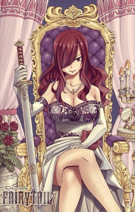 Fairy tail fiction 4 chapitre 1